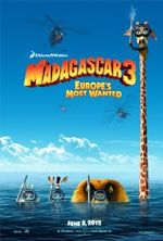 Watch Madagascar 3: Europe's  (2012)  Movie For Free