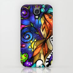 Do you remember when we met by Mandie Manzano Samsung Galaxy S4 Case $35