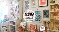 #Shoptalk: MADE in Cirencester, the Makers And Designers Emporium @HomeArtyHome