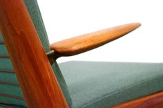 "FD 134 ""Boomerang chair"" by Peter Hvidt & Orla Mølgaard Nielsen image 3"