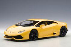 Lamborghini Huracan - LP610-4 - Yellow Pearl