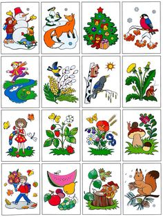 The Seasons for Children Infant Activities, Activities For Kids, Weather For Kids, Preschool Puzzles, Autumn Crafts, School Decorations, In Kindergarten, Pre School, Newcastle