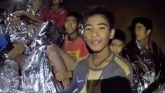 The final rescue mission is now complete in Thailand as all 12 boys and their soccer coach have been extracted from a flooded cave in a drama that has riveted their nation and the world. Chiang Rai, Team Coaching, Soccer Coaching, Navy Seals, Buddhist Meditation, Buddhist Monk, Drama, Soccer Boys, Good Spirits