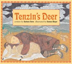 Meet Tenzin, a kindhearted boy who discovers a wounded musk deer high up in the hills. In this Tibetan tale, Tenzin nurses the deer back to health, and must learn the most important lesson of all: how to love enough to let go.