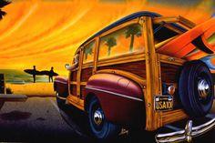 Jim Evans Artist   Jim Evans — Liquid Salt   Surf Magazine