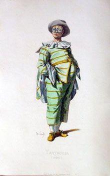 Tartaglia (maschera) - Wikipedia