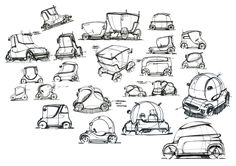 CAR SKETCH & DESIGN