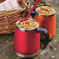 Ready-to-Serve Tailgating Recipes: Chicken-and-Vegetable Stew