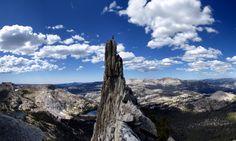 #Eichorn Pinnacle - Yosemite National Park.  LOVE IT!