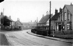 Main Street, Yaxley looking east towards the Green | Urban villages, Various | Yaxley