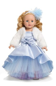 Madame Alexander 'Blue Shimmer Princess' Collectible Doll (18 inch) available at #Nordstrom