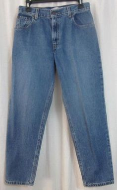 Levi Strauss Jeans Size 10 Short 29x28 Relaxed Fit Free Shipping #LeviStraussSignature #Relaxed