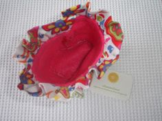 Baby pacifier bag
