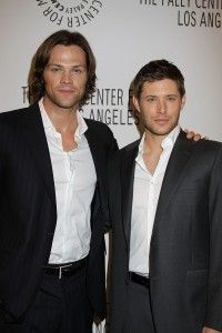 Jared Padalecki and Jensen Ackles at the William S. Paley Television Festival (PALEYFEST2011) | ©2011 Sue Schneider