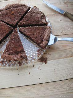 Chocolate Capri Cake