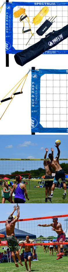 Nets 159131: Park And Sun Sports Spectrum Classic: Portable Professional Outdoor Volleyball Net -> BUY IT NOW ONLY: $301.49 on eBay!