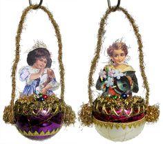 Ornements de Pâques, embouts, treetoppers et de guirlandes pour les arbres de Pâques