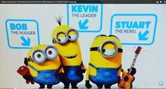 Minions New Movie Toy Hunt Gru Illumination 2015 爪牙 миньоны ...