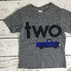 Little blue truck shirt Little blue truck by lilthreadzclothing