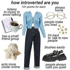 Aesthetic Fashion, Aesthetic Clothes, Looks Style, Style Me, Ravenclaw, Basket Rouge, Aesthetic Memes, Types Of Girls, Just Girl Things