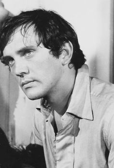 Terence Stamp, the actor that played Frederick Clegg in the movie The Collector. Although he looks like a nice young man, he does give out a sense of weirdness and complexity. His face structure also resembles of what I imagine  what Caliban would look like.