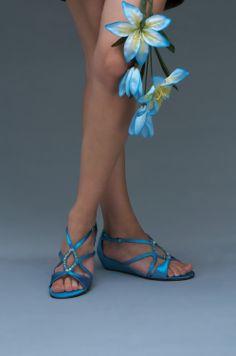 Wedding Shoes - Flats Custom Color.