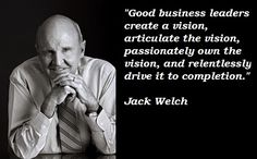 Jack Welch Quotes Unique Jack Welch Picture Quotes  I've Learned That Mistakes Can Often Be