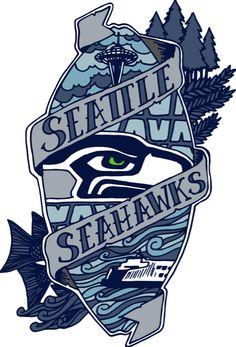 Seahawks shirt by @Scott Erickson!
