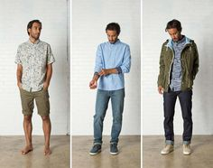 Lookbook Element Men | Summer 2015 | SearchSwear