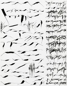 Asemic writing - Wikipedia, the free encyclopedia