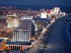 Atlantic City, NJ - Do AC