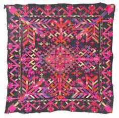 Semi-Antique Nuristan Embroidery