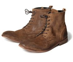 Hudson Mens #Boots 4615 Swathmore Lace Up Only £135.00