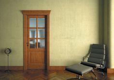 FBP porte | Collezione JANIN - Mod. Janin 2 stile ingles #fbp #porte #legno #door #wood #classic #englishstyle #glass