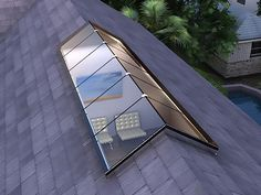 Structured edge Standardized glass skylight - Bellwether Design Tech - Architecture and Art - Structured edge standardized glass skylight – Bellwether Design Tech, - Attic House, Attic Loft, Loft Room, Attic Rooms, Attic Spaces, Attic Bathroom, Attic Office, Attic Theater, Bathroom Ideas