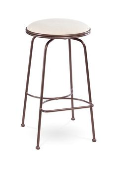 "Providence Backless Swivel Barstool 30"" by Charleston Forge Made in USA  http://www.charlestonforge.com/bar-stools/C805_Providence_Backless_Swivel_Barstool"