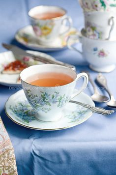 Té de jengibre (Ginger tea)