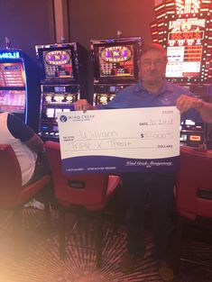 Congratulations to William on winning $10,000 on Triple X Threat! #BigJackpotAlert #WinningMoment Jackpot Winners, Congratulations, Dating, Quotes