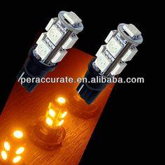 $21.99 (Buy here: https://alitems.com/g/1e8d114494ebda23ff8b16525dc3e8/?i=5&ulp=https%3A%2F%2Fwww.aliexpress.com%2Fitem%2F2-x-T10-194-9SMD-5050-LED-Car-Auto-Turn-Light-Bulbs-PURPLE-LED-Fixed-Current%2F32303167545.html ) 10 x T10 194 W5W 9SMD 5050 led yellow Auto Light Bulb 12V wholesales car led indicator lamp PA for just $21.99