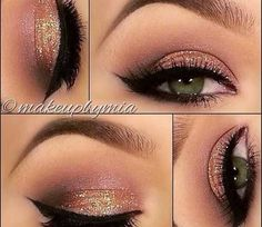 Eyeshadow idea!!!!