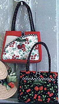 flirty girl purse pattern