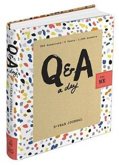 Q&A a Day for Me: A 3-Year Journal for Teens by Betsy Franco