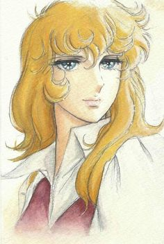 Read Lady Oscar (Versailles no Bara) from the story Recomendaciones de Animes ♥ Romanticos. Old Anime, Manga Anime, Anime Art, Oscar Cartoon, Lady Oscar, Pinturas Disney, Manga Love, Animation, Old Cartoons