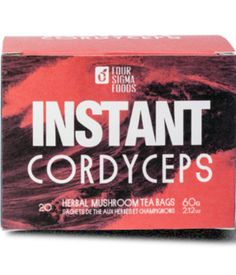 Four Sigma Instant Cordyceps from Jule's Wellness