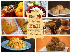 Brilliant!! >> 50 Fabulous Fall #SundaySupper Recipes via www.dailydishrecipes.com