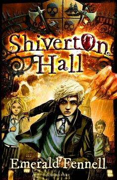 "Shiverton Hall - a ""must read"" for lovers of all things spooky and Skulduggery Pleasant fans! Announcement regarding fantastic new book (just released January 2013). Great for older readers 10+ - very macabre and scary but without too much gore. Shiverton Hall by Emerald Fennell, Bloomsbury Press , 2013. Great for kids that loved Harry Potter, Invisible fiends by Barry Hutchinson, Skulduggery Pleasant. Blog review includes trailer and link to scary short story in epub format."