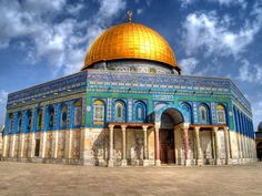 Dome-Of-The-Rock-Israel