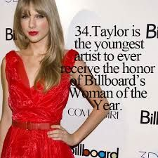 a little interesting fact about t swift