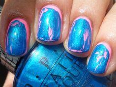 Turquoise Shatter + MODernPink