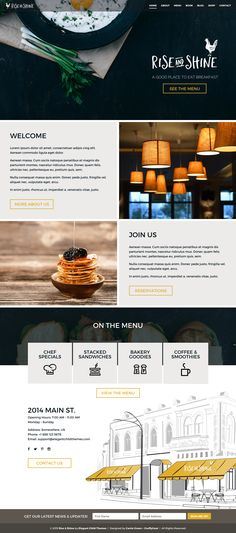 Beautiful WordPress Themes for Divi by Elegant Themes. From quality code to… http://templates.jrstudioweb.com/